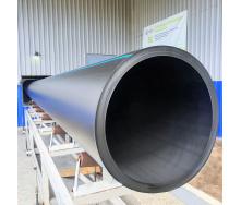 Труба для води 560 мм Планета Пластик SDR 17 поліетиленова для холодного водопостачання