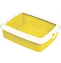 Туалет для котов MPS Spa Hydra Maxi 50x40x16,5 см Yellow