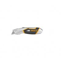 Нож универсальный SK5 INGCO HUK618