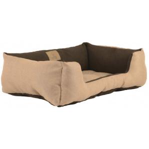 Лежак Фортнокс FX Home Diplomat Марракеш 60х40х18 см Бежево-коричневый