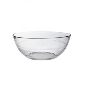 Скляний салатник Duralex Lys круглий 23 см 2400 мл (2018AF06)