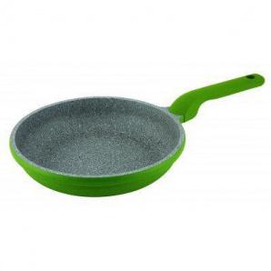 Сковорода универсальная Con Brio CB-2826-Green 28 см