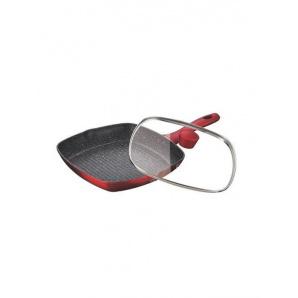 Сковорода гриль 28 см RossoTouch Line Meisterklasse MK-1032-28