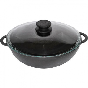 Сковорода WOK 30 см Биол 0530С