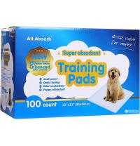 Пеленки для собак All Absorb Regular 57206 56х58 см 100 шт