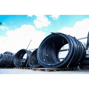 Труба для воды 75мм Планета Пластик SDR 17 полиэтиленовая для холодного водоснабжения