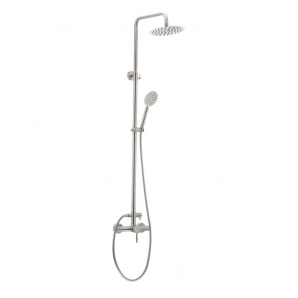 Душевая колонна со смесителем для душ. кабины (нерж.сталь) MIXXUS SUS-003-J (SS0020)