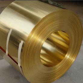 Лента латунная 0,75х300 мм