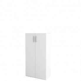 Стеллаж Джек 600/1152 2Д СОКМЕ 600х1152х320 мм белый