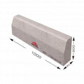 Бортовий камінь БР100.20.8