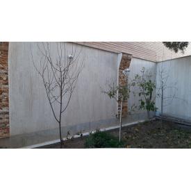Забор из травертина