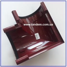 Кут універсальний INES 120 мм червоний