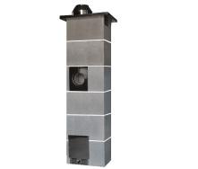 Димохідна система Jawar Uniwersal Plus з вентиляцією 5 м
