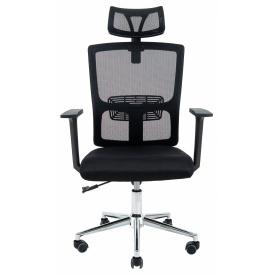 Кресло Зума ТМ Ричман сетка черная