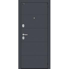 Входная дверь ELPorta S-3 4/Л22 | Цвет: Graphite Pro - NORDIC