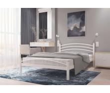 Ліжко металеве Маргарита 180 Метал дизайн