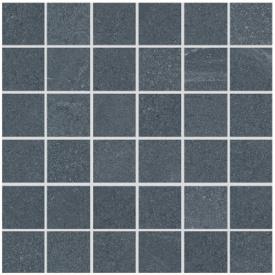 Aquaviva Мозаика для бассейна Aquaviva Montagna Black 300x300x9 мм