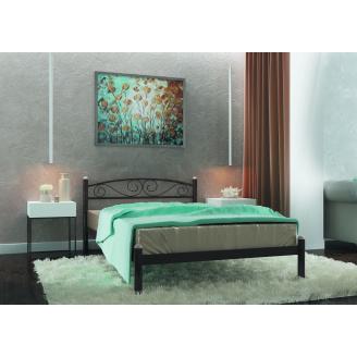 Ліжко металеве Вероніка 90 Метал дизайн