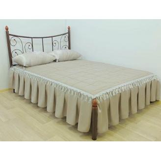 Кровать металлическая Калипсо 2 140 Металл дизайн
