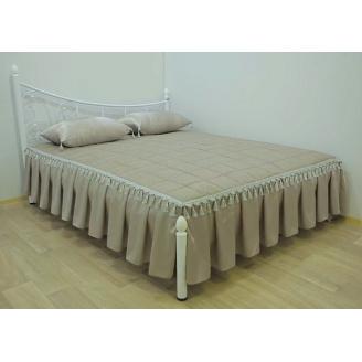Кровать металлическая Калипсо 140 Металл дизайн