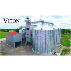 Строительство БМЗ зерноэлеватора 8000 т