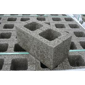 Керамзитоблок ABR-буд 190х190х395 мм