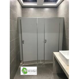 Туалетная кабинка 16 мм