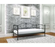 Металлическая кровать-диван Анжелика 90 Металл-дизайн