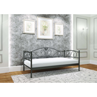 Металеве ліжко-диван Анжеліка 90 Метал-дизайн