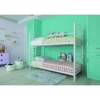 Кровать двухъярусная Диана 90 Металл-дизайн металлическая