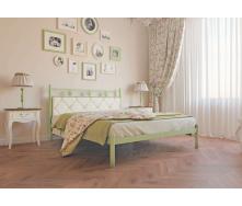 Ліжко металеве Белла 120 Метал дизайн