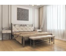 Ліжко металеве Стелла 140 Метал дизайн