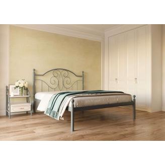 Ліжко металеве Офелія 140 Метал дизайн