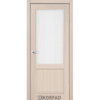 Двери межкомнатные Liberty doors LIGHT Рейс 600х2000 мм Дуб шоколадный