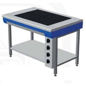 Плита электрическая кухонная с плавной регулировкой мощности ЭПК-4 стандарт