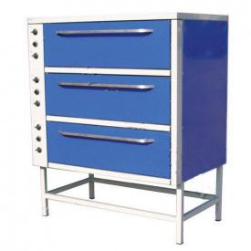 Пекарский шкаф с плавной регулировкой мощности ШПЭ-3 стандарт