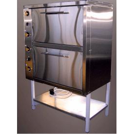 Шкаф жарочный электрический двухсекционный ШЖЭ-2-GN2/1 эталон