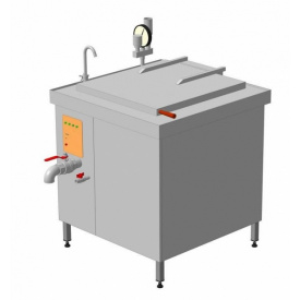 Котел пищеварочный электрический КЭ-160 эталон