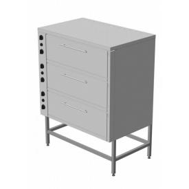 Пекарский шкаф с плавной регулировкой мощности ШПЭ-3 мастер