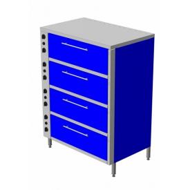 Пекарский шкаф с плавной регулировкой мощности ШПЭ-4 мастер