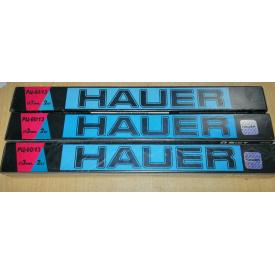Електроди HAUER 3 мм (2 кг)
