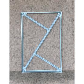 Форма для садовой дорожки Универсальный Камень 60x40x6 см