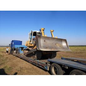 Оренда бульдозера LIEBHERR 732 21 тони відвал 3,6 м