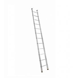 Алюминиевая лестница приставная на 12 ступеней (профессиональная)