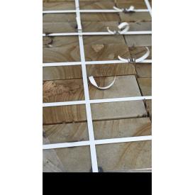 Плитка різана з пісковика Ямпіль Olimp 80 мм