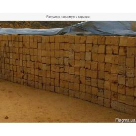 Камінь ракушняк в Київській обл