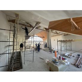 Комплексный ремонт коттеджа в Сумах