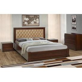 Ліжко дерев`яна Арізона Мікс Меблі 140х200 см