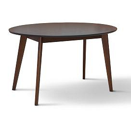 Стол обеденный Космо Микс Мебель 137х90 см бук