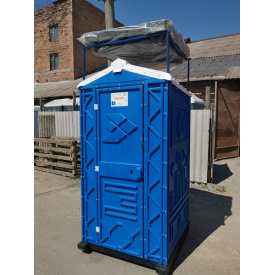 Душова кабіна вулична літній душ 2450х1100х1100 мм